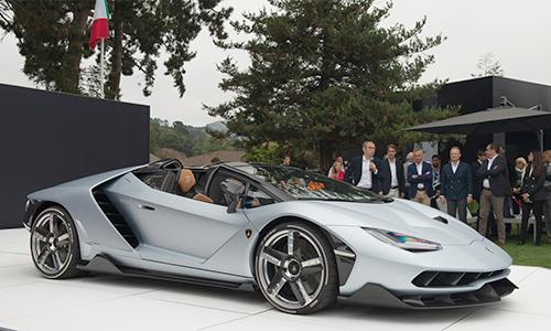 siêu bò centenario roadster giá 226 triệu usd - 1