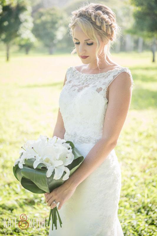 Tóc tết vương miện đẹp cho cô dâu sang trọng ngày cưới 2016 - 4
