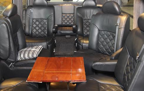 trào lưu độ nội thất limousine tiền tỷ ở việt nam - 2