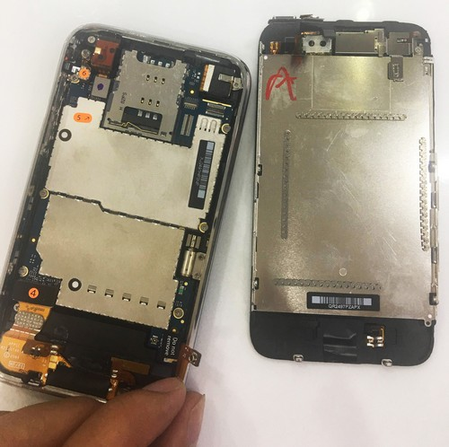 iphone 3gs chưa kích hoạt giá rẻ tràn vào việt nam - 3