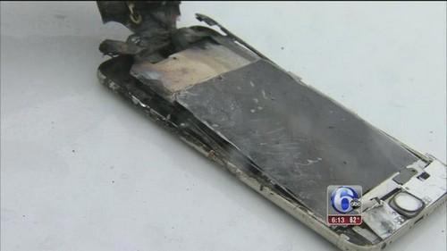 iphone 6 plus phát nổ trong túi quần sinh viên - 1