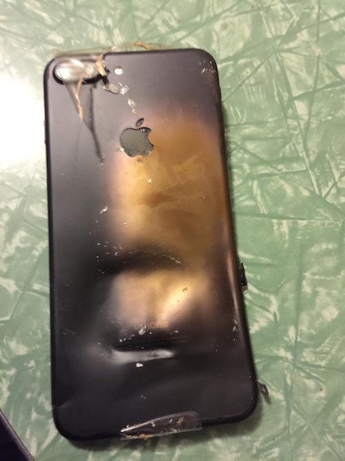 iphone 7 phát nổ khi còn trong hộp - 4