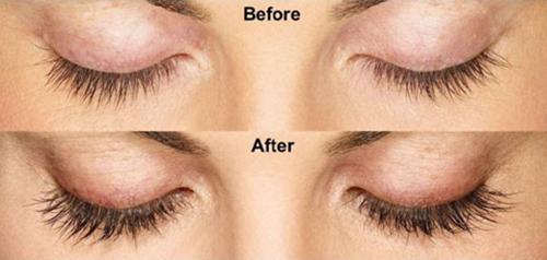 Áp dụng cách này trong 7 ngày lông mi bạn sẽ mọc dài như vừa đi nối - 1