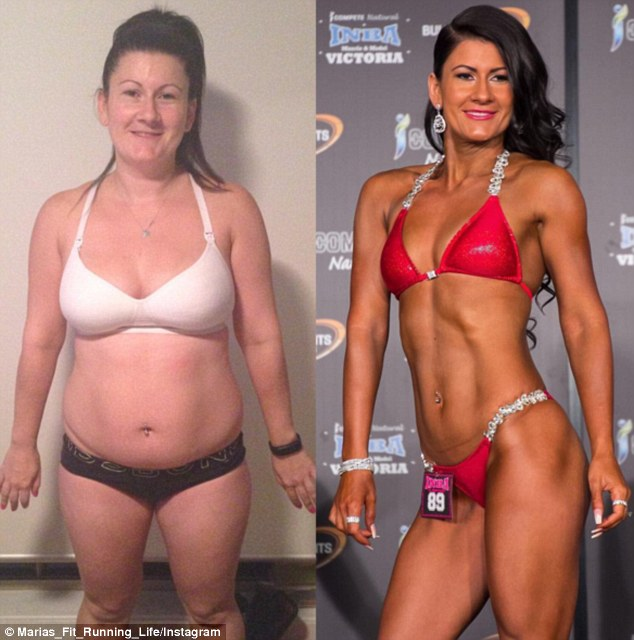 Bà mẹ 2 con lột xác khi xuất sắc giảm 37kg khiến nhiều người kinh ngạc - 6