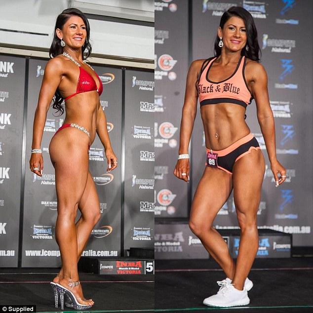 Bà mẹ 2 con lột xác khi xuất sắc giảm 37kg khiến nhiều người kinh ngạc - 7