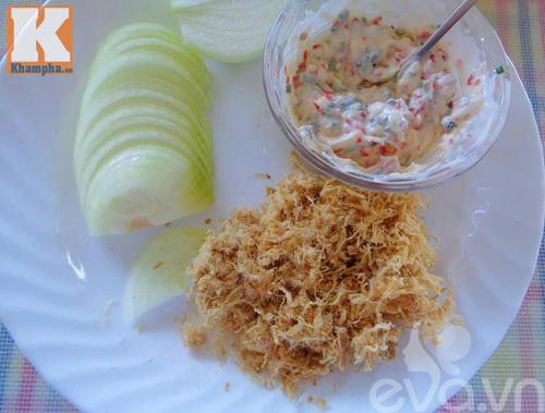 Bánh mì nướng tỏi ớt hấp dẫn vào bữa sáng - 2