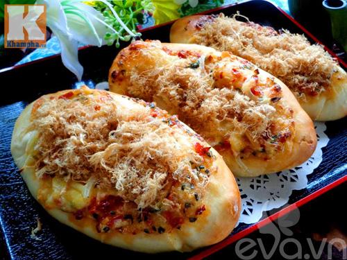 Bánh mì nướng tỏi ớt hấp dẫn vào bữa sáng - 9