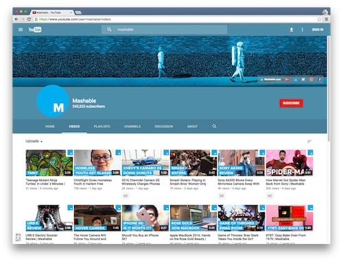 Cách kích hoạt giao diện bí mật của youtube - 3