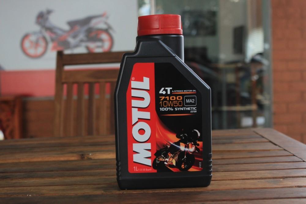 Cẩm nang sử dụng dầu nhớt motul cho các dòng xe - 4