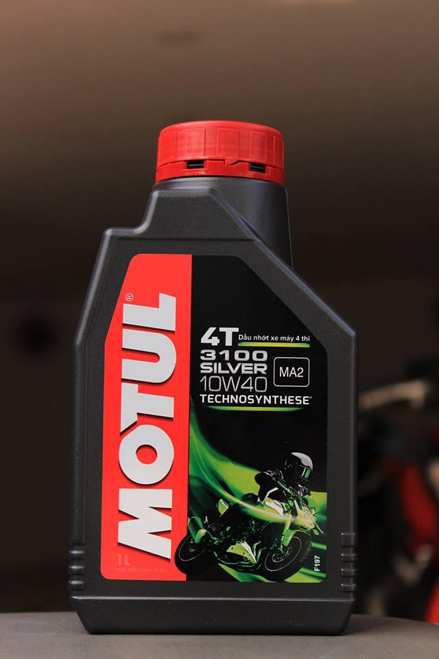 Cẩm nang sử dụng dầu nhớt motul cho các dòng xe - 5