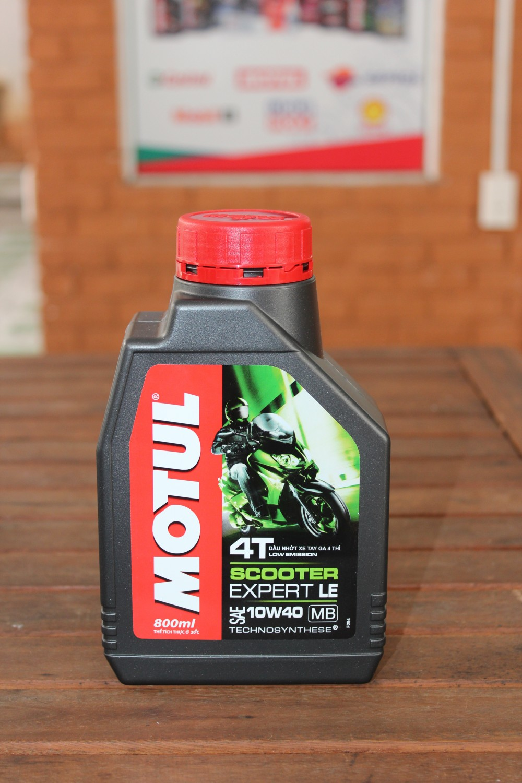 Cẩm nang sử dụng dầu nhớt motul cho các dòng xe - 7