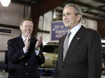 ceo ford cứu tổng thống mỹ chỉ là chuyện đùa - 1