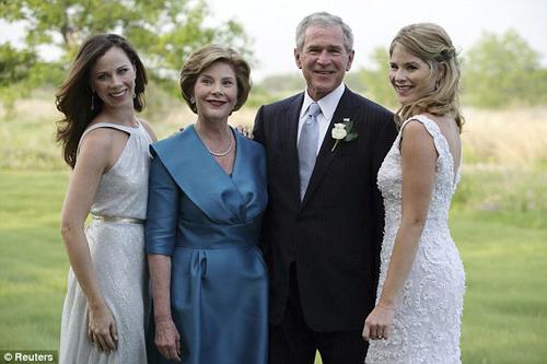 Chốn dưỡng già yên bình của tổng thống g bush