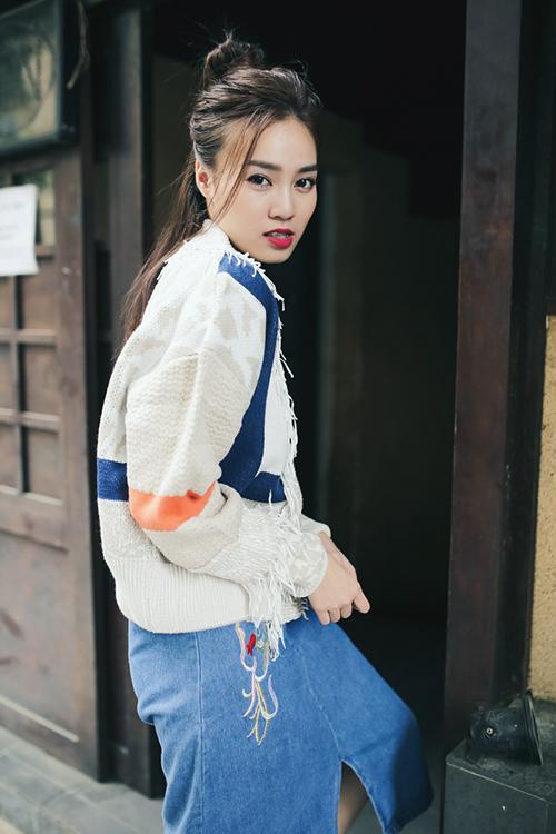 Con gái sài gòn hãy học cách mặc đồ thu đông như nàng cám lan ngọc - 1