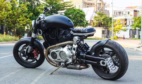 dàn môtô khủng nhất việt nam 2015 - 2