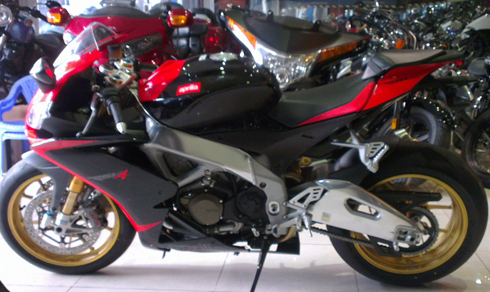 dàn môtô khủng nhất việt nam 2015 - 3