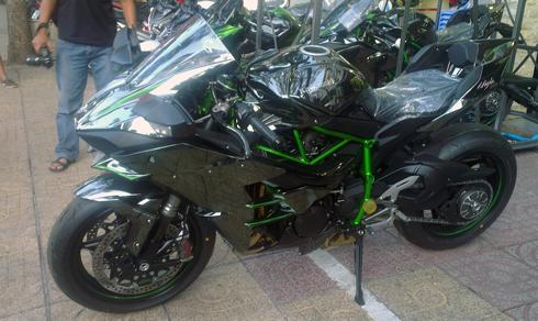 dàn môtô khủng nhất việt nam 2015 - 4