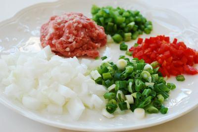 Đậu phụ sốt thịt cay kiểu hàn trôi cơm vô cùng - 2