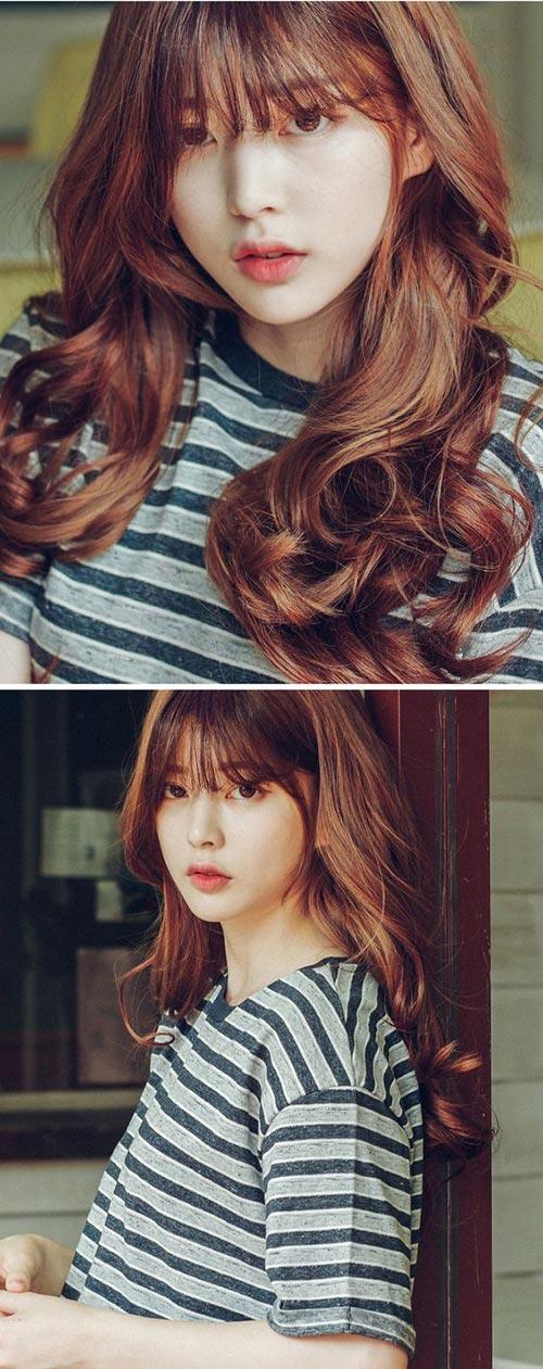 Điểm danh những kiểu tóc xoăn không thể bỏ lỡ trong mùa thu này - 4