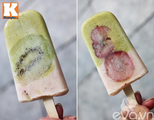 Độc đáo kem hoa quả lạ miệng ngon mắt trên phố hàng mành - 7