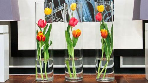 Đủ kiểu cắm hoa tulip dễ nhưng đẹp sang trọng - 4