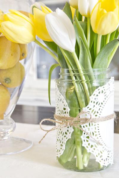Đủ kiểu cắm hoa tulip dễ nhưng đẹp sang trọng - 8