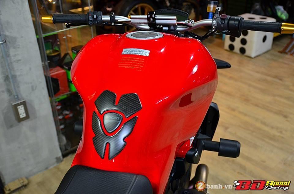 Ducati monster 821 cực chất bên dàn đồ chơi hàng hiệu - 16