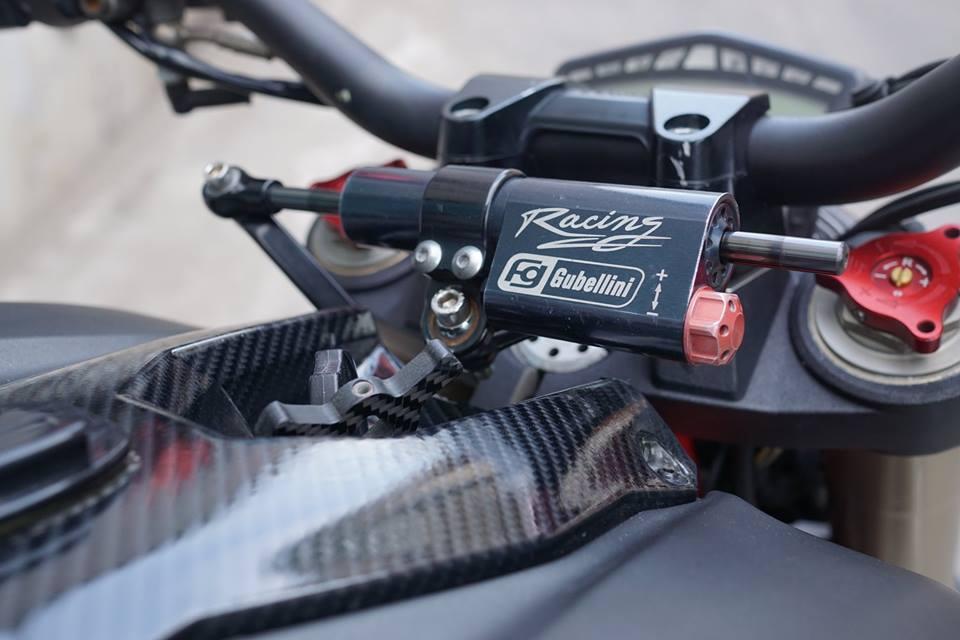 Ducati streetfighter 848 siêu chất với dàn đồ chơi khủng tại sài gòn - 3