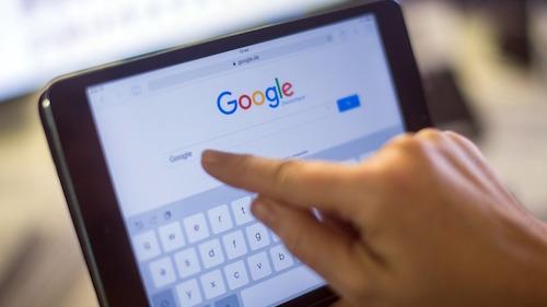 Google làm bàn phím ảo cho ios - 1