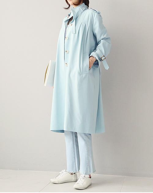 Hãy quên nâu - đen - xanh đi áo khoác pastel mới hot năm nay - 16