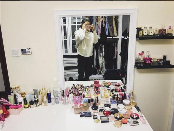 Hoa hậu việt nam 2016 tủ đồ ngập hàng hiệu của huyền my sau 2 năm đăng quang - 5