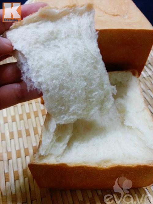 Làm bánh mì gối thưởng thức vào bữa sáng - 6