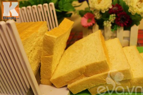 Làm bánh mì gối thưởng thức vào bữa sáng - 8