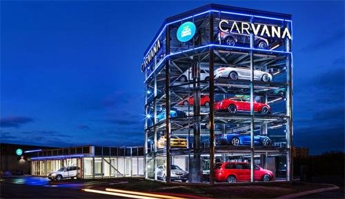 máy bán ôtô tự động 5 tầng - 1