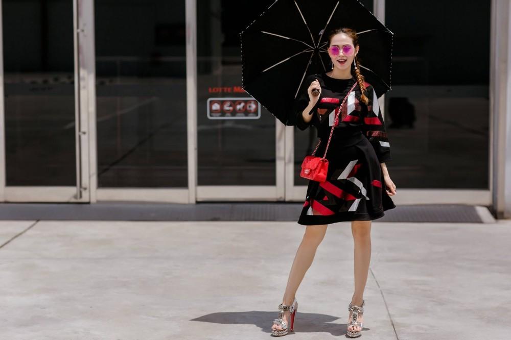 Minh hằng sở hữu tủ đồ hiệu đẳng cấp như một fashionista - 12