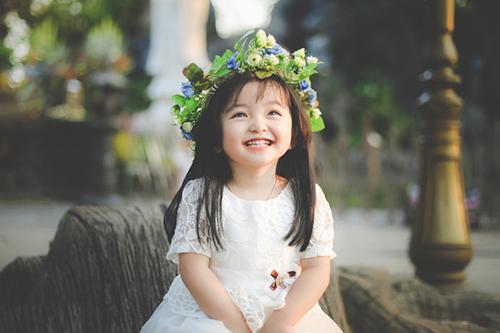 Những kiểu tóc đẹp ngày khai giảng cho bé gái các mẹ đừng quên - 10