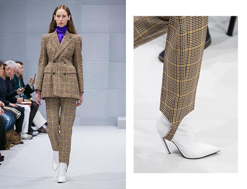 Thêm một kiểu quần sành điệu bất ngờ cho nữ công sở thích nổi bật - 2
