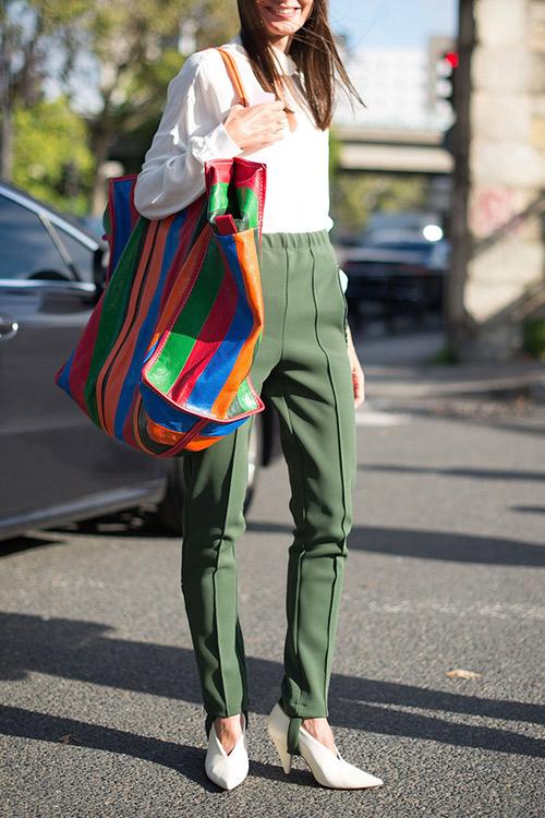 Thêm một kiểu quần sành điệu bất ngờ cho nữ công sở thích nổi bật - 5