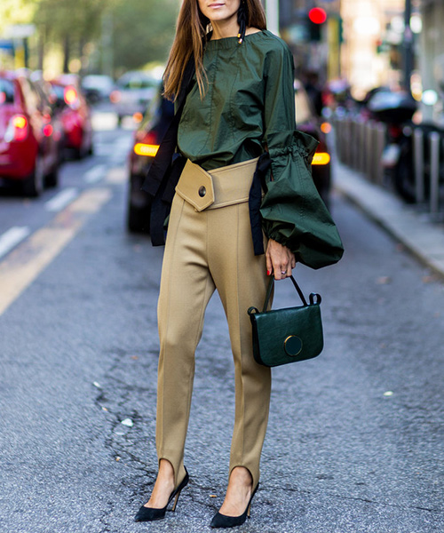Thêm một kiểu quần sành điệu bất ngờ cho nữ công sở thích nổi bật - 6
