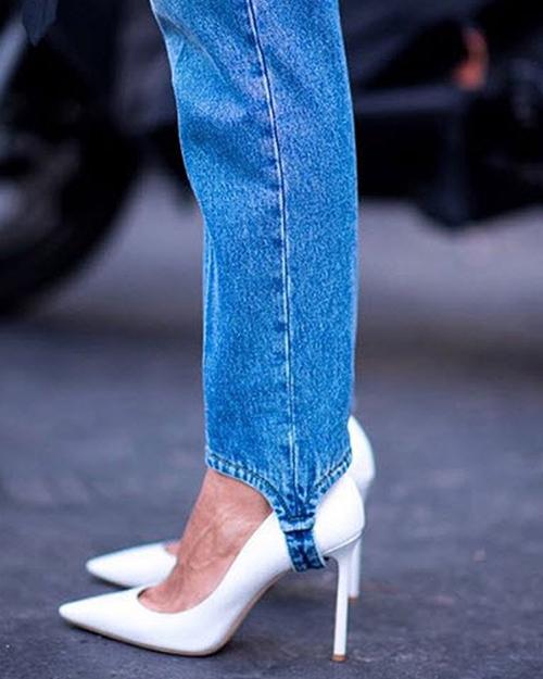 Thêm một kiểu quần sành điệu bất ngờ cho nữ công sở thích nổi bật - 8