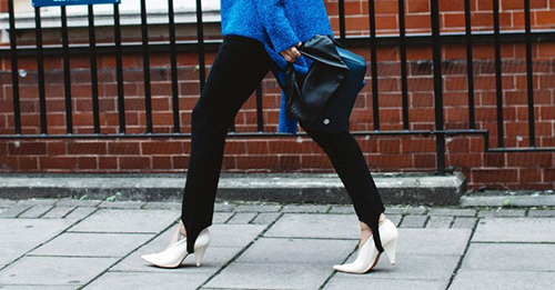 Thêm một kiểu quần sành điệu bất ngờ cho nữ công sở thích nổi bật - 9