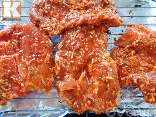Thịt nướng ngũ vị hấp dẫn cuối tuần - 6