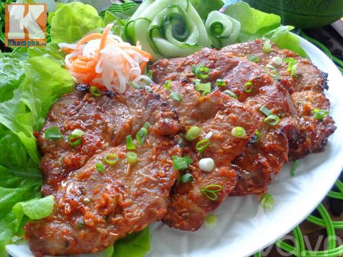 Thịt nướng ngũ vị hấp dẫn cuối tuần - 7