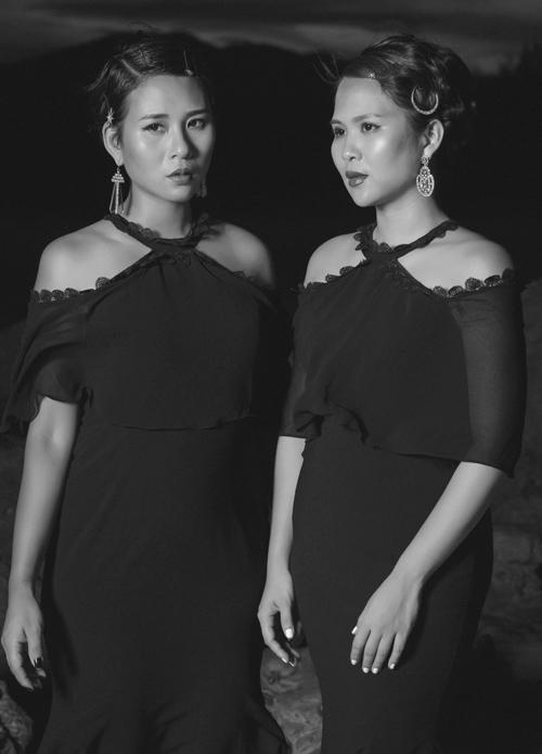 Thời trang công sở chất lừ của hai quý cô song sinh - 2
