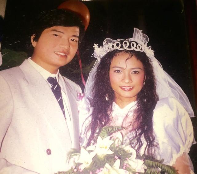 Trầm trồ ngắm lại váy cưới của sao việt mấy chục năm trước - 10