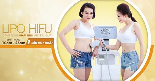 Vì sao giảm mỡ bằng lipo hifu được nhiều khách hàng chọn