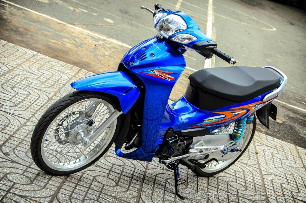 Wave 125 phiên bản blue đầy gợi cảm và quyến rũ - 1