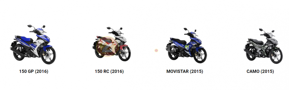 Yamaha exciter 150 chuẩn bị ra phiên bản màu mới - 1
