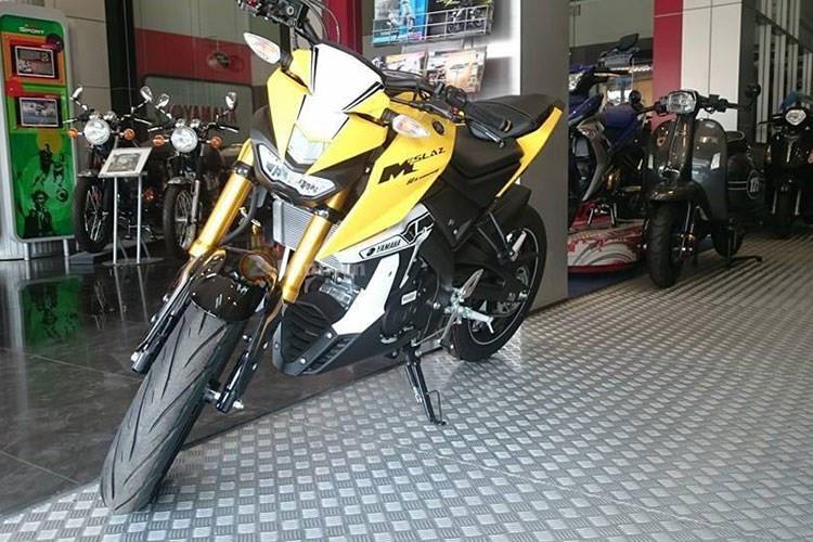 Yamaha exciter 150 chuẩn bị ra phiên bản màu mới - 4