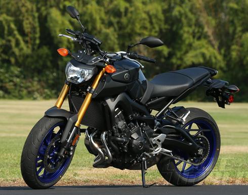 yamaha ra naked bike mới tinh fz-09 - 1